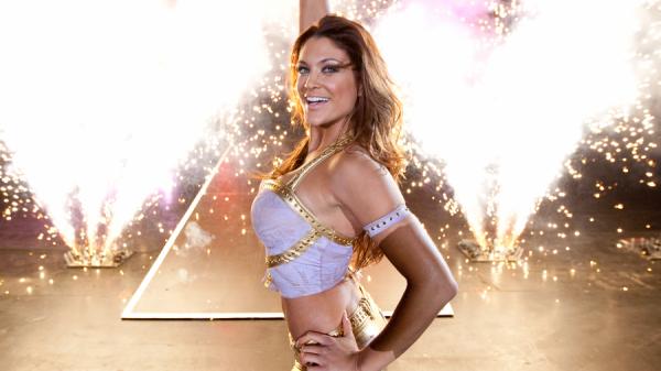 Η showwoman του WWE Eve Torres μας δείχνει τις ικανότητες της στο Jiu Jitsu