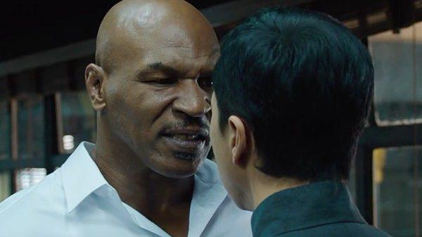 Τρομακτική σκηνή στο Ip Man 3 δείχνει τον Τyson να σπάει τζάμια με τα χέρια