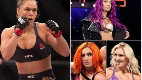 Ronda Rousey: Αυτά είναι τα τέσσερα αστέρια της πάλης που θα αντιμετωπίσει