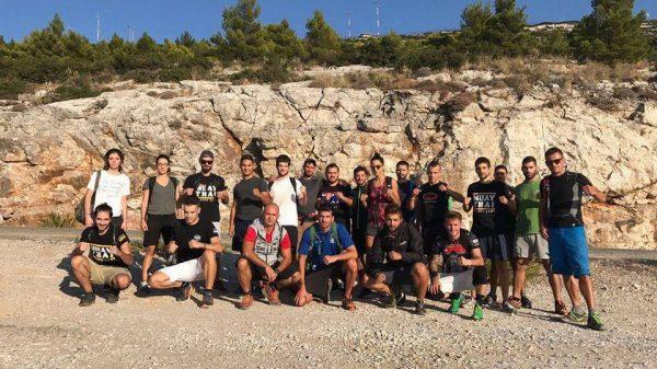 Mάχιμο καλοκαιρινό camp του Pliakos Team στην Κάλυμνο