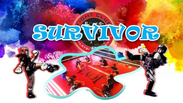 Fight Club Γαλάτσι: Survivor και ατελείωτο παιχνίδι για τους μικρούς μαχητές