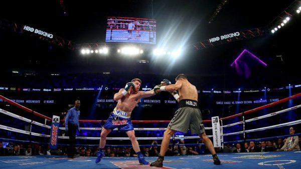 Άμεση ρεβάνς λέει ο De La Hoya για Canelo και Golovkin