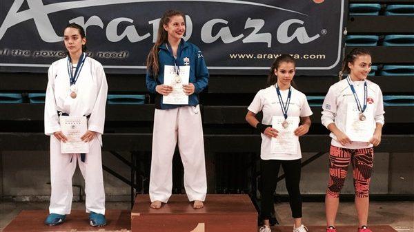 Mε επιτυχίες ο Αθλητικός Σύλλογος Καράτε Αμαρουσίου στο Πανελλήνιο πρωτάθλημα Καράτε