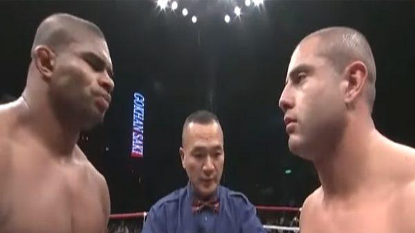 Πώς ο Overeem «έκοψε» στη μέση τον Saki (BINTEO)