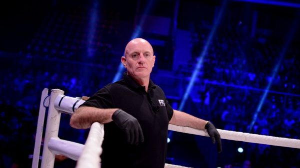 Πάει στους Ultra Fighters 4 Νοεμβρίου ο Grant Waterman