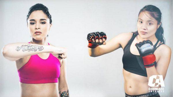 Tρομερό νοκ άουτ με αριστερό high kick της Melissa «Super Melly» Martinez σε μεξικανικό promotion