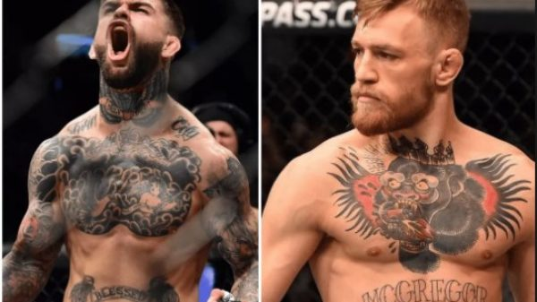 Cody Garbrandt: Θα έριχνα τον McGregor νοκ άουτ!