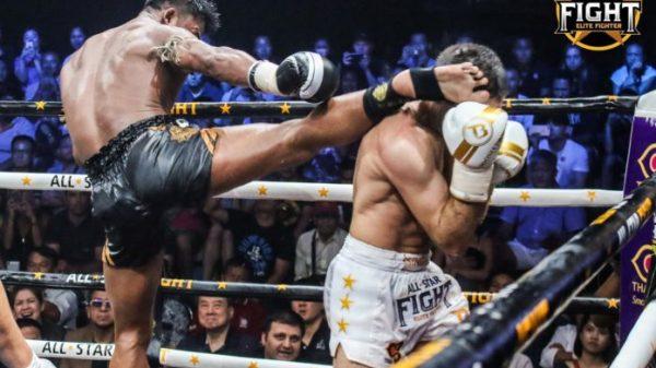 Nικητής ο Buakaw στο All Star Fight κόντρα στον Kuliaba