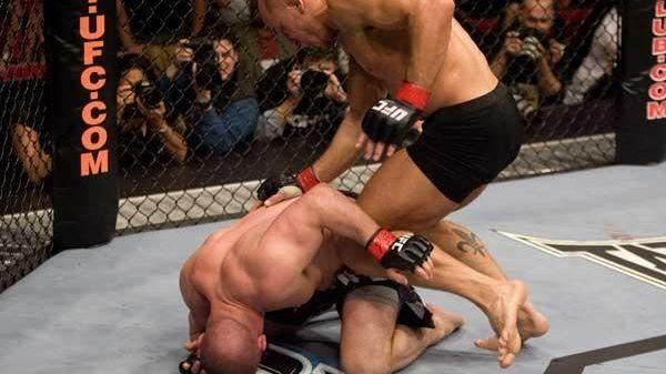 Το απίστευτο UFC 217 σε αργή κίνηση! (ΒΙΝΤΕΟ)