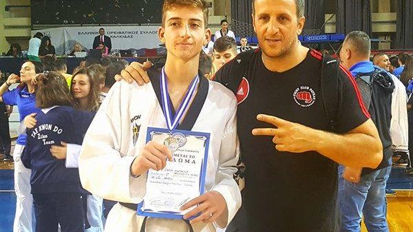 Δυο ασημένια μετάλλια για το Fight Club Patras