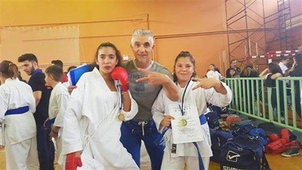 Στο κύπελλο Ελλάδος με μετάλλια ο Σύλλογος Καράτε Αχίλλειων Κέρκυρας