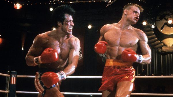 Σπάνιες φωτογραφίες από το Ρόκι 4 με τον Drago να «σκοτώνει» τον Μπαλμπόα!