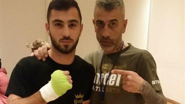 Μέγας Φουλίδης στην Κύπρο κέρδισε με νοκ άουτ στο Prestige Fights