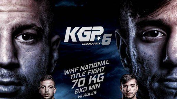 Μεγάλο ντέρμπι Παπαδόπουλου vs Γκίκα στο Muay Thai Grand Prix της Αθήνας