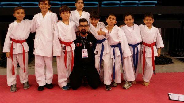 Karate Peiraias: Κέρδισαν εμπειρίες και μετάλλια!