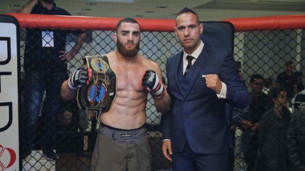 Με επιτυχία το Prestige Fight στην Κύπρο