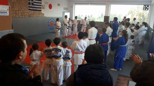 Southern Judo Academy: Όμορφο κλίμα στην ανοιχτή προπόνηση