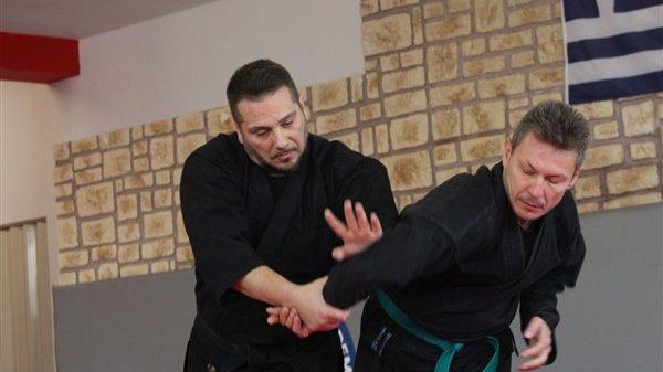 Με επιτυχία το σεμινάριο στην Southern Judo Academy