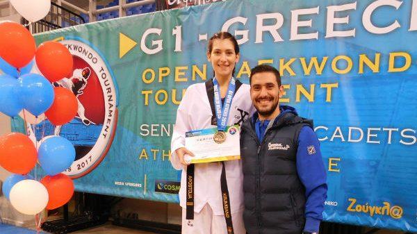 «Σάρωσε» τα μετάλλια η Ελλάδα στο G1