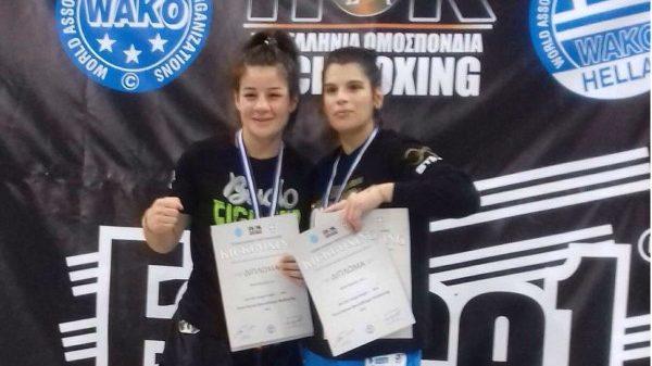 Πρωταθλήτρια Ελλάδος η αθλήτρια του Kinesis Άννα Τσομπάνη