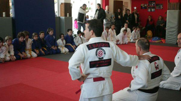 Southern Judo Academy: Νέο φιλικό ραντεβού με ωραίες στιγμές