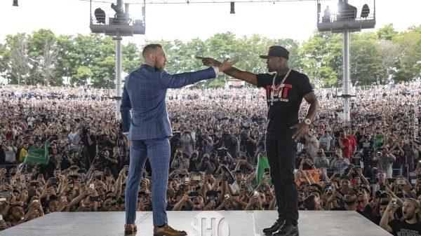 Mayweather: Δεν είπα πως θα παίξω MMA είπα ότι μπορώ
