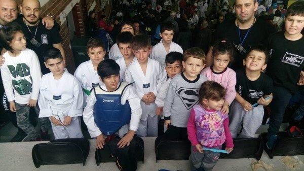 O Άθλος Κιλκίς με 25 αθλητές σε φιλικό πρωτάθλημα στα Γιαννιτσά