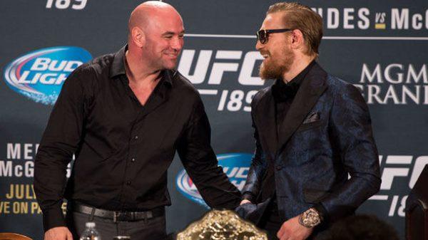 Ο McGregor πέταξε το… γάντι στο UFC για τον Khabib
