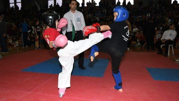 Στο φεστιβάλ πολεμικών τεχνών το Golden Gloves