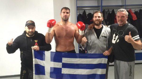 Γίγας και στην Ρωσία ο Γρηγορακάκης: Έγινε…hulk και νίκησε στο Tatneft
