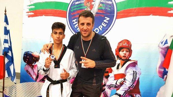 Ένα χρυσό και δύο χάλκινα μετάλλια για το Fight Club Patras στην Βουλγαρία