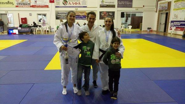Μετάλλια για τους Southern Judo Academy στο Πανελλήνιο πρωτάθλημα