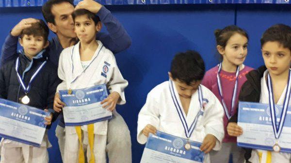 Southern Judo Academy: Επιτυχίες σε ελάχιστο χρόνο