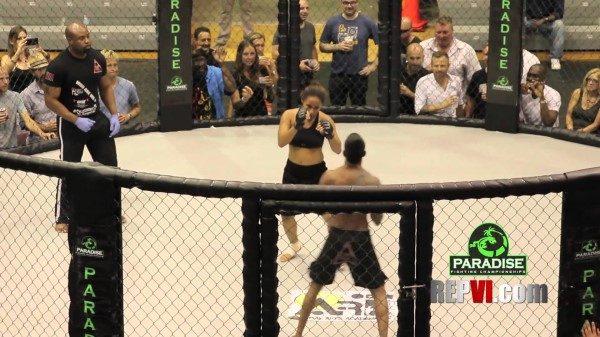 Όταν στις MMA δεν έπαιζαν γυναίκες υπήρχε η…Sherisse Subero (ΒΙΝΤΕΟ)