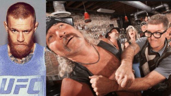 O Conor McGregor συμβουλεύει πως θα γλιτώσεις από καυγά σε μπαρ
