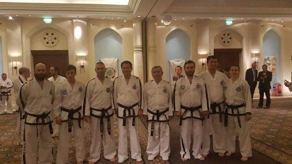 Σε διεθνές τεχνικό σεμινάριο οι Gerontis fighters