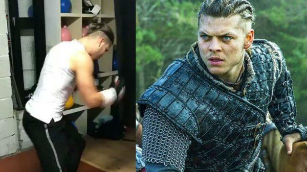 Ναι! Ο Ivar the Boneless των Vikings πυγμαχεί! (ΒΙΝΤΕΟ)