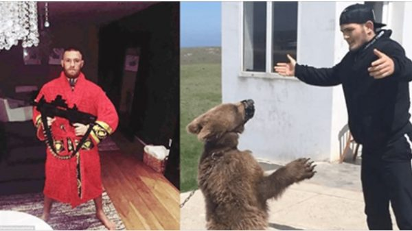 McGregor σε Khabib: Θα σφάξω τα κατοικίδια σου και θα τα φορέσω για παλτό