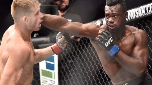 Νέο σοκ για το UFC με τον Uriah Hall να καταρρέει από κακό κόψιμο κιλών!