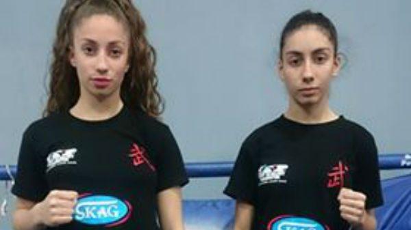 Fight Academy Peramatos: Στο Πανευρωπαϊκό οι αδερφές Αποστολίδη