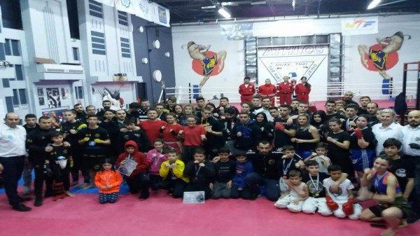 Με επιτυχία οι αγώνες Golden Kickboxing Championship του Άθλου Κιλκίς