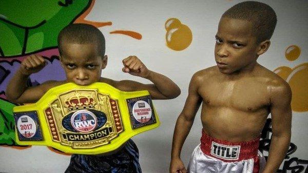Διπλός μπελάς: Οι δίδυμοι Grandy είναι το μέλλον της πυγμαχίας