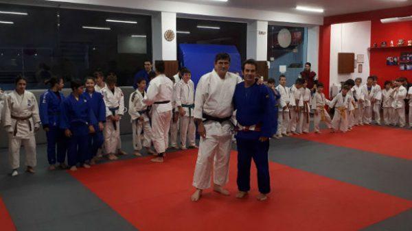 Southern Judo Academy: Κοινή προπόνηση με τον Α.Σ Ιλίου