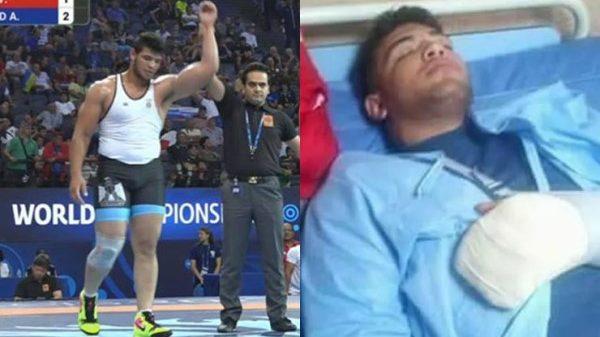 Σοκ με πρωταθλητή πάλης στην Αίγυπτο: Τον ξυλοκόπησαν και του έκοψαν τα δάχτυλα