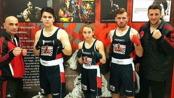 Fight Club Patras: Παίζουν σήμερα στο Boxing Cup
