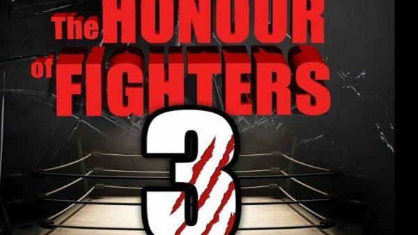 Τα αποτελέσματα του «The Honour of Fighters 3»