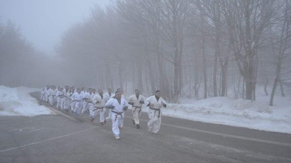 Με επιτυχία το Winter Camp του Shinkyokushinkai Karate
