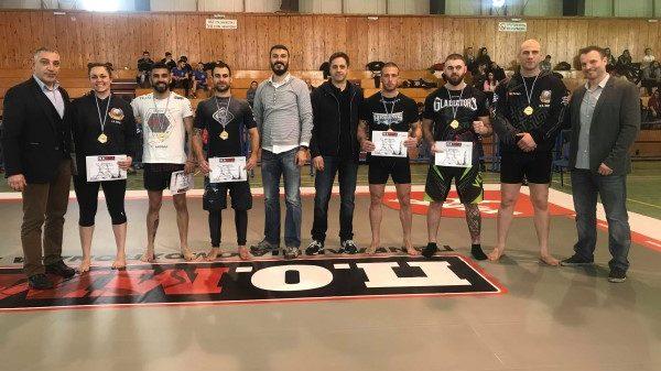 Ομάδα «ειδικών αποστολών» στέλνει η Π.Ο.ΜΜΑ στο World Cup MMA