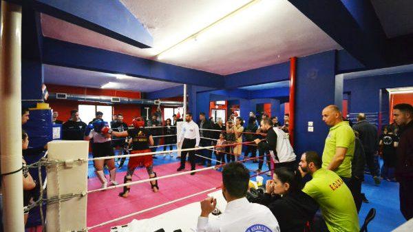 Warriors Camp: Με επιτυχία οι αγώνες στη Λάρισα