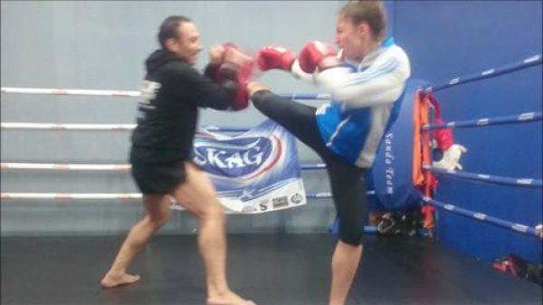 Fight Academy Peramatos: Ανεβάζει στροφές η Αποστολίδου
